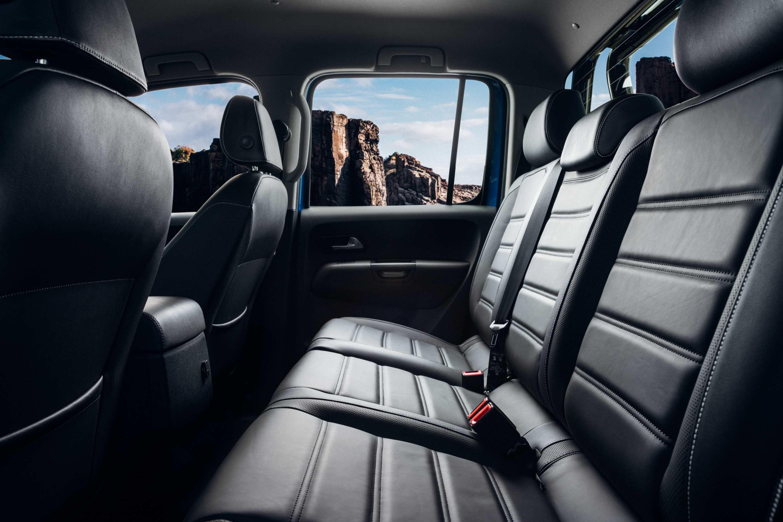 2016 Volkswagen Amarok Ultimate.