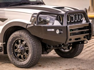 Mahindra launches Black Edition mHAWK MY2020 PikUp.