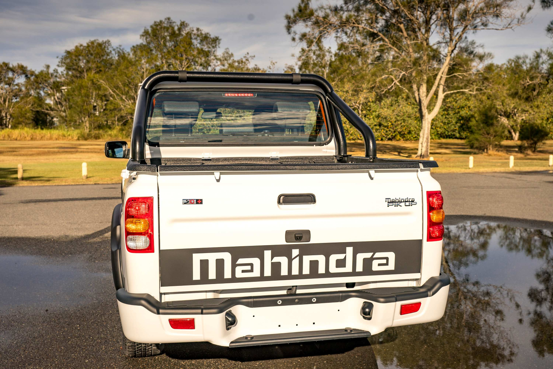 Mahindra launches Black Edition mHAWK MY2020 PikUp.