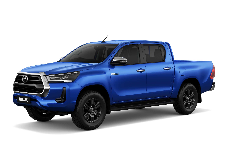 2020 Toyota HiLux 1