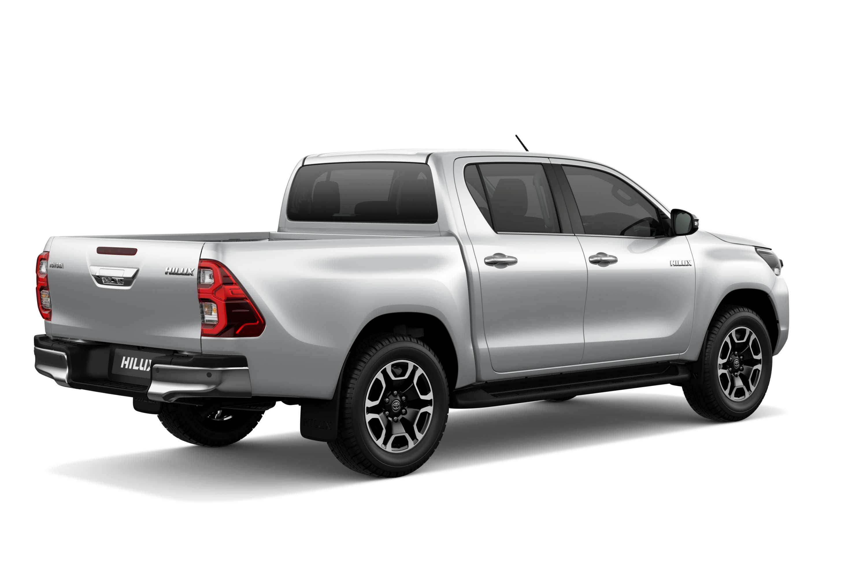 2020 Toyota HiLux 2