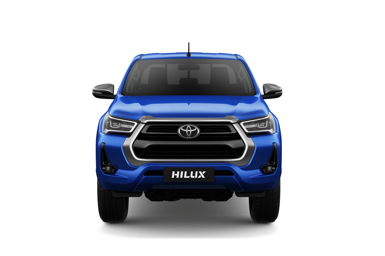 2020 Toyota HiLux 4