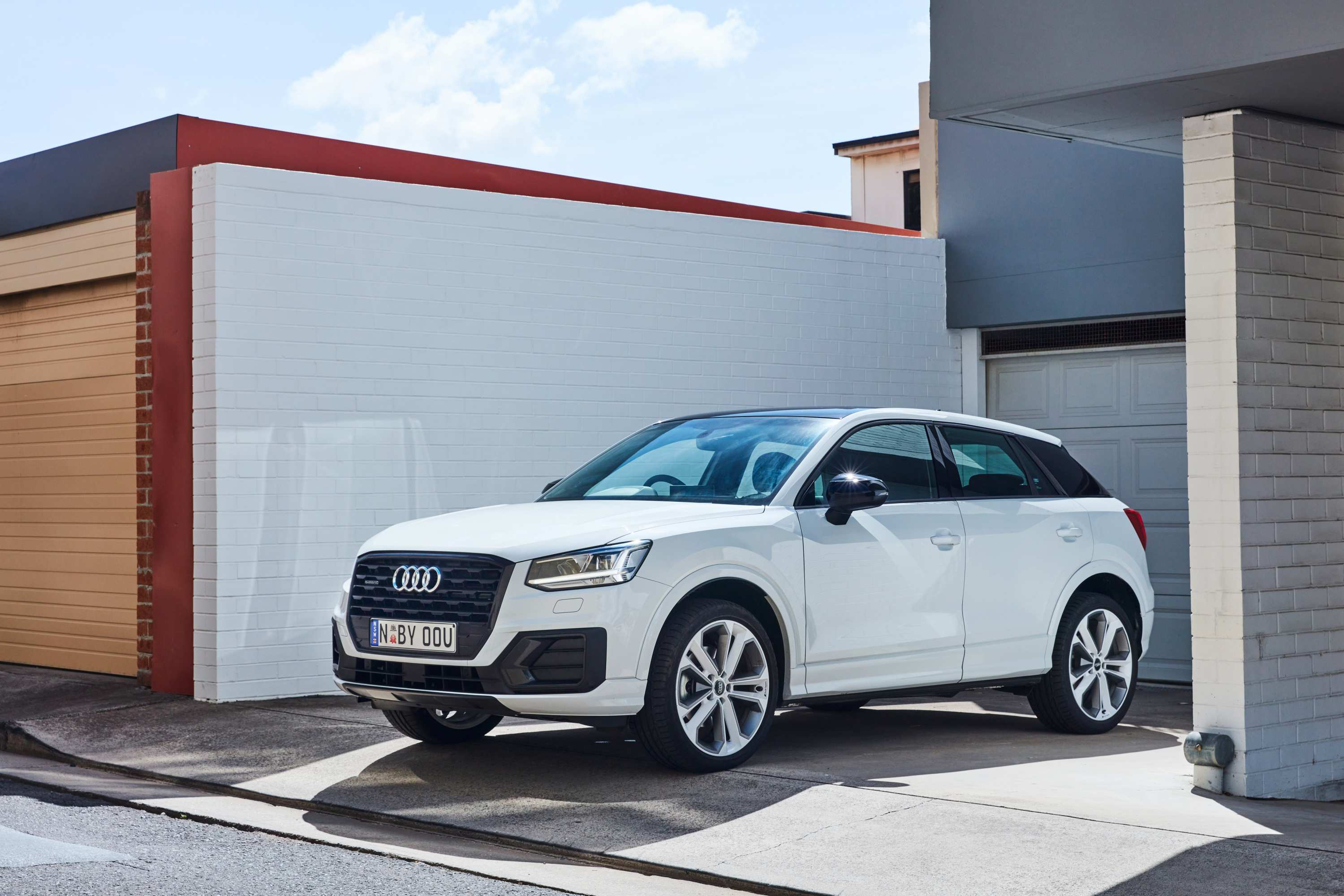 Q2 Edition #2 standard features include Audi smartphone interface, MMI navigation and Audi connect technology with Wi-Fi hotspot and Google services.