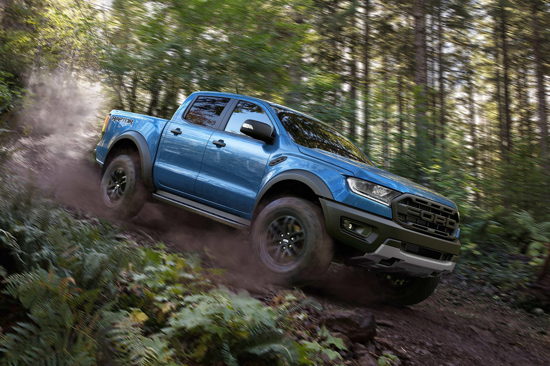 2020 Ford Ranger Raptor 4wd
