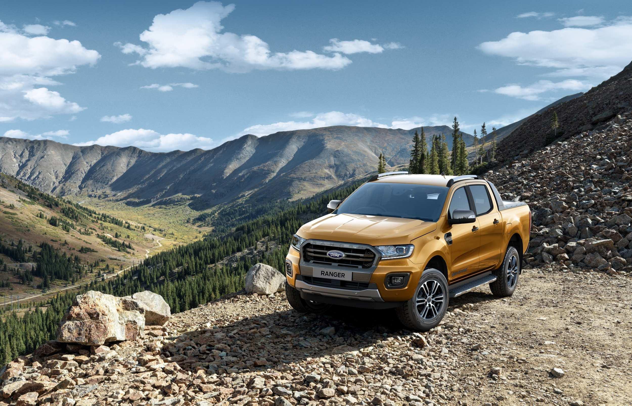 2020 Ford Ranger Wildtrak 4wd