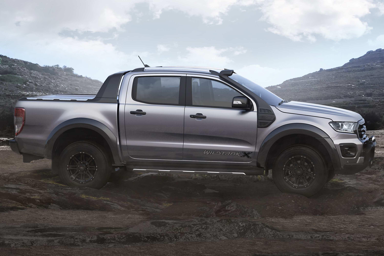 2020 Ford Ranger Wildtrak X Profile