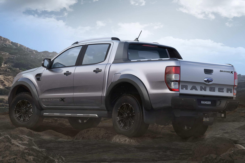 2020 Ford Ranger Wildtrak X REAR
