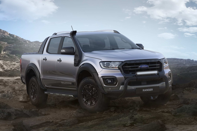 2020 Ford Ranger Wildtrak X