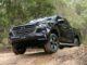 2020 Mazda BT-50 under