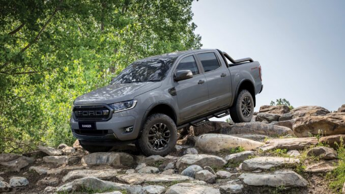 Ford_Ranger FX4 MAX 2020 rock trail