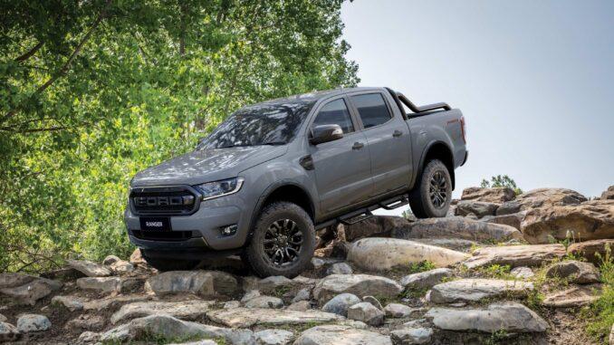 Ford_Ranger FX4 MAX 2020 rock trail
