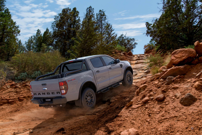 Ford_Ranger FX4 MAX 2020 trail