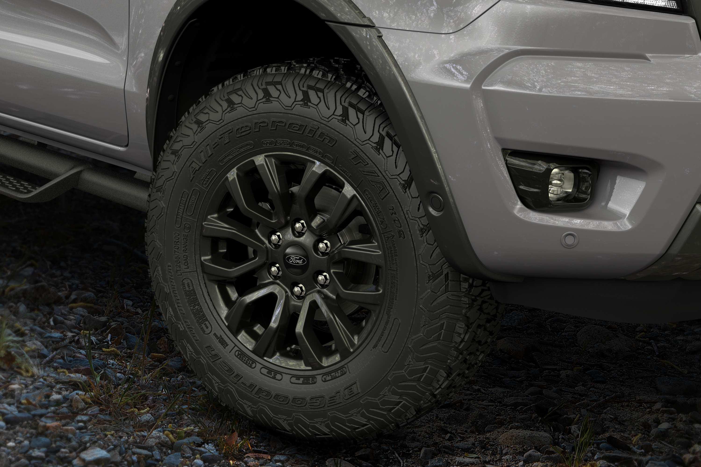 Ford_Ranger FX4 MAX 2020 tyres