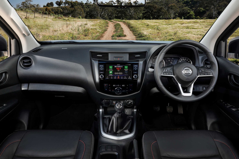 2021 Nissan Navara Update 1 Pro 4x interior 1