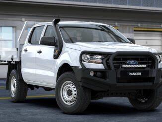 2021-Ford RANGER XL HEAVYDUTY front