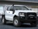 2021-Ford RANGER XL HEAVYDUTY front