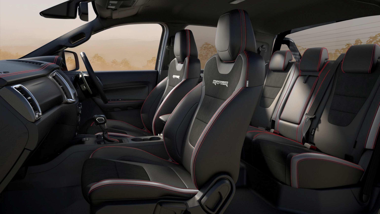 2021 RaptorX Interior Sideview