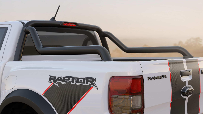2021 RaptorX rear
