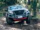 Nissan Navara Pro 4X Warrior front off road