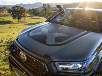 2020 Toyota HiLux Rugged X.